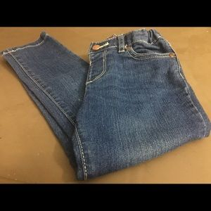 Children's Place 5T Denim Skinny Jeans